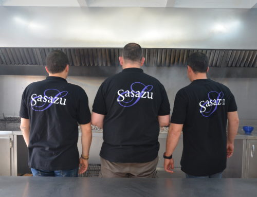 Nuevo eslogan de Sasazu SI QUIERES, PUEDES